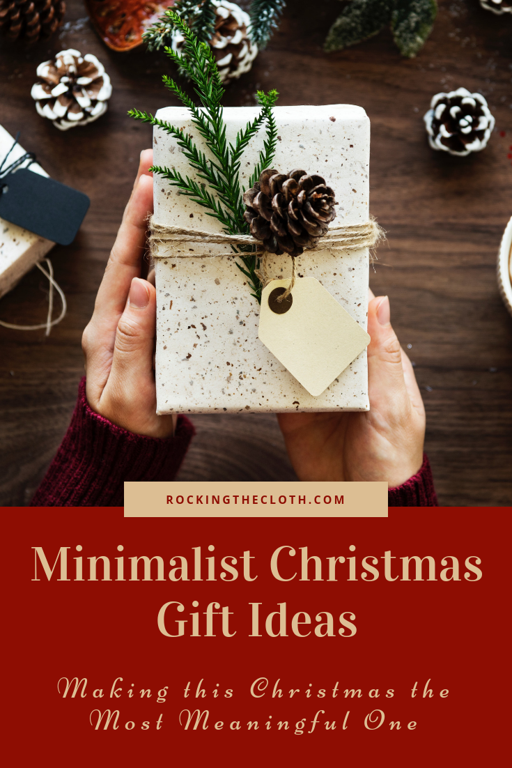 Minimalist Christmas Gift Ideas-Make Christmas Meaningful |