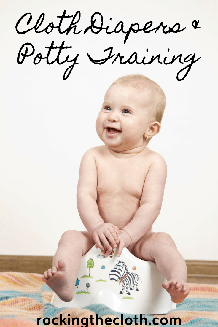 Potty Training and Cloth Diapers – What Do I Need?