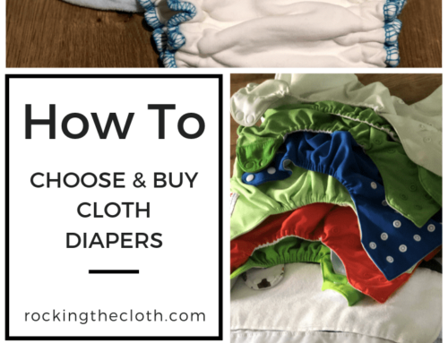 """How To Buy Cloth Diapers – """"How Tos"""" For A Beginner"""