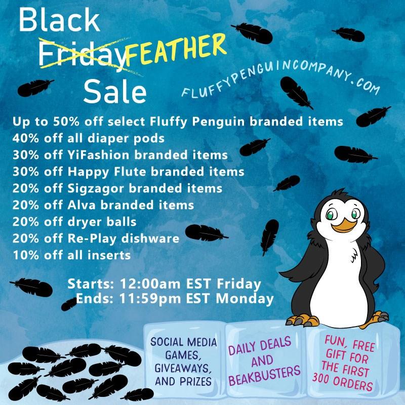 black-friday-fluffy-penguin
