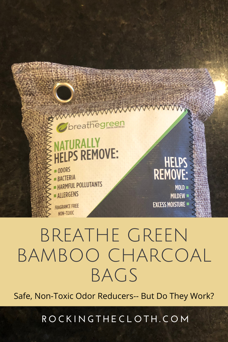 Breathe Green Bamboo Charcoal Bags Review – Fresh Air Without Toxic Scents