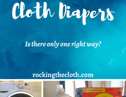 How To Wash Cloth Diapers – Is There Only One Way?