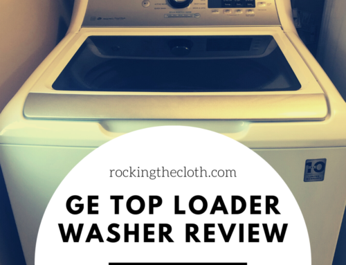 GE Top Load Washer Review- How I Like It Months Later